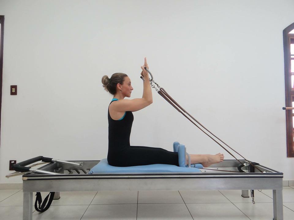 Pilates terapeutico con maquinas